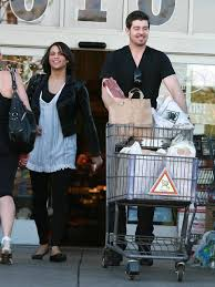 robin thicke and paula patton 2015. Plain Robin Robin Thicke Paula Patton Get Groceries In And 2015