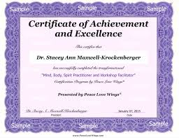 samples of certificates certificate sample dzeo tk