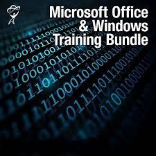 Brown Microsoft Office Total Training Microsoft Office Windows Training 12 Month