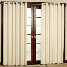 patio door curtain rods sliding blinds window treatments for glass doors curtains grommet top shades dry pa