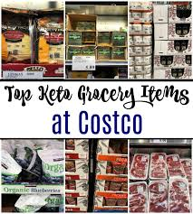 Grocery Store Product List Top Keto Grocery Items At Costco This Is So Helpful