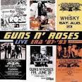 Live: Era '87-'93 album by Guns N' Roses