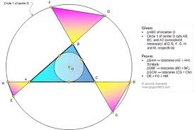 incenter of a right triangle. geometry problem 1340: triangle, incenter, concentric circles, isosceles triangles, congruence. incenter of a right triangle