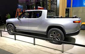 Rivian R1T Electric Pickup Truck. How long is it gonna take before ...