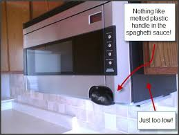 above oven microwave. Above Oven Microwave E