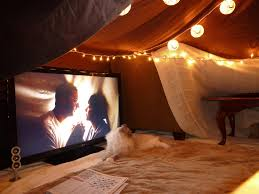 Build A Blanket The Inside Of My Blanket Fort While Watching An Arrested