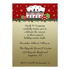 Casino Play | Pinterest | Christmas Invitations, Holiday Party ...