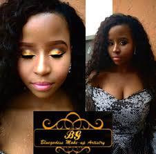 matric dance makeup artist