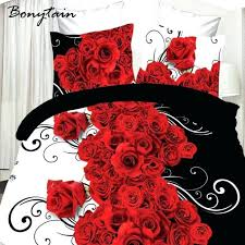 pink rose duvet set vintage rose duvet cover set pink rose duvet cover set 4pcs 3d linens erfly flower rose cozy queen bed size bedding set bed clothes