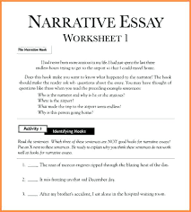 narrative example essay broken appointment essays narrative essay  narrative example essay 8 narrative essay outline example narrative essay format example