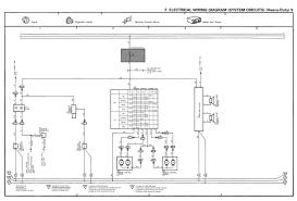 toyota land cruiser (1990 1998) electrical wiring diagram toyota 100 series fuse box location at 1998 Toyota Land Cruiser Fuse Box Diagram