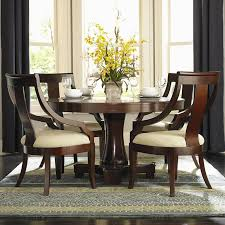 stylish round dining room table for 6 with incredible decoration regard to plans 19