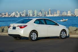 Mike West Road Test: 2014 Toyota Corolla LE eco Â« CBS Seattle