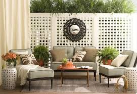 seattle deck lattice patio eclectic with outdoor decorating