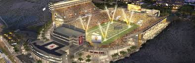 Sun Devils Seating Chart A Stadium For The Ages Sun Devil Stadium