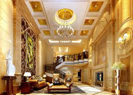 Luxurious Living Room Designs European Luxury Villa Living Room Designs Image Rich Famous