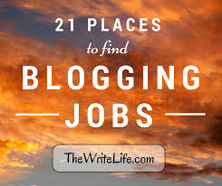 places to blogging jobs an essential resource for 21 places to blogging jobs an essential resource for lance bloggers