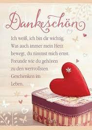 Danke Mein Schatz Friends Sprüche Freundschaft Danke