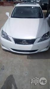 lexus is 250 2008 white. clean lexus is 250 2008 white cars for sale in lagos island west is
