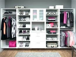 built in closet shelves build brilliant custom organizers systems your dream diy storage plans built in closet shelves