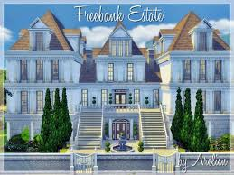 Small Picture Sims 4 Home Design Tsr Chemy Freebank Estate Is A Luxury