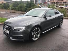 black audi a5 2014. 2014 audi a5 tdi quattro s line black edition ss coupe diesel black audi
