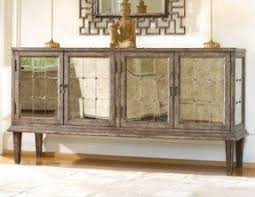 mirrored office furniture. hooker furniture mirrored writing desk office cabinetry or sideboard in dining room