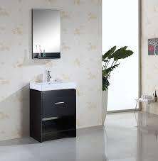 20 Vanity Cabinet 24 Inch Bea Vanity Space Saving Vanity Contemporary Sink Cabinet