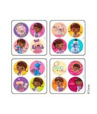Doc Mcstuffins Party Decals Stickers Fillers For Sale Ebay