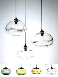 glass pendant lights hand blown glass lighting pendants pendant lighting ideas awesome hand blown glass pendant