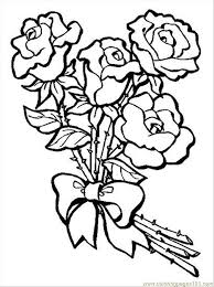 They are all of the great quality and easy to print or download. Printable Roses Coloring Pages Coloring Home