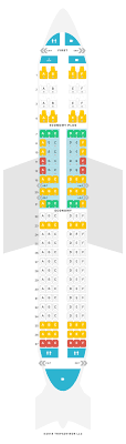 Boeing 737 700 Seating Chart United Seat Map Boeing 737 800 738 V1 United Airlines Find The