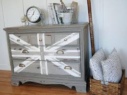 british flag furniture. British Flag Furniture One Painted S