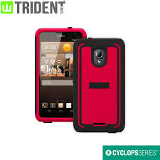huawei ascend mate 2. trident cyclops huawei ascend mate 2 case - red / black t