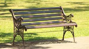 30 unique outdoor benches for one of a