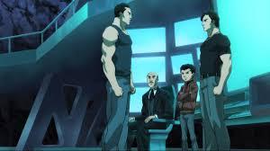 You're Not Batman Dick Grayson! - Batman: Bad Blood - YouTube