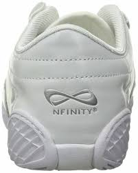 Nfinity Evolution Size Chart Nfinity Evolution Cheer Cheerleading Shoes Youth Adult