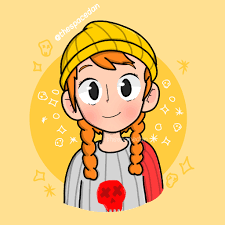 She dresses as a teenager. You Guys Liked My Skye Portrait Alot So I Drew A Portrait Of Aura Fortnite Battle Royale Dev Tracker Devtrackers Gg