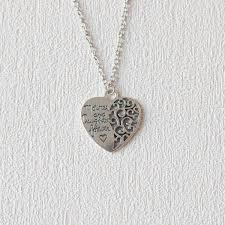 mother daughter pendant souled in love