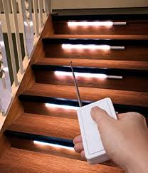 stair case lighting. 8er set stairway lighting staircase lights led strip remote control light stair case