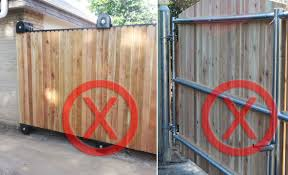 perfect design how to build a sliding gate for a wood fence diy how to build