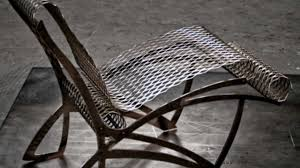 metal furniture design. Contemporary Cow Chair | Interior Furniture Design - Metal YouTube E