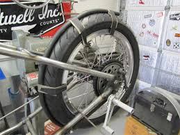 how to mount a custom rear motorcycle fender part 1 lowbrow
