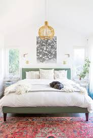 bedroom feng shui design. Go With Two Nightstands Instead Of One Bedroom Feng Shui Design