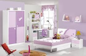Girl Bedroom Furniture. Fabulous Light Purple Color Rooom Ideas Applying  Girls Bedroom Furniture With Desk