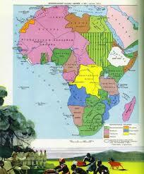 Видеоурок Население Африканского континента по предмету География  Государственные языки стран Африки