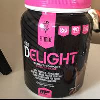 fitmiss delight women s premium healthy nutrition shake chocolate delight 1 2 lbs uploaded by diana