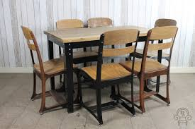 industrial style restaurant furniture. Industrial Style Cafe Restaurant Table Furniture A