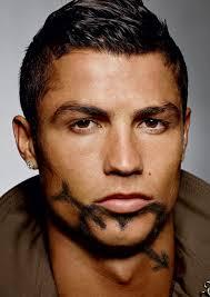 Funny Facial Hair Designs Celebrities Photoshopped With Crazy Facial Hair For Movember