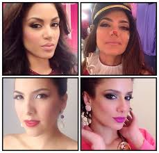 makeup for a latin beauty pageant by me
